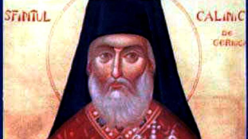 Minunile Sfântului Ierarh Calinic de la Cernica