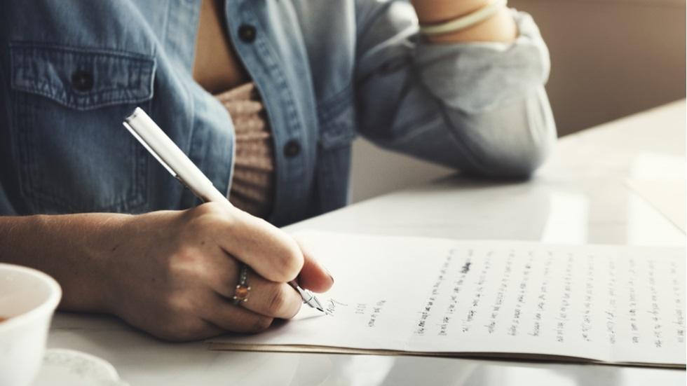 Scrisoarea emoționantă a unei femei răpuse de cancer