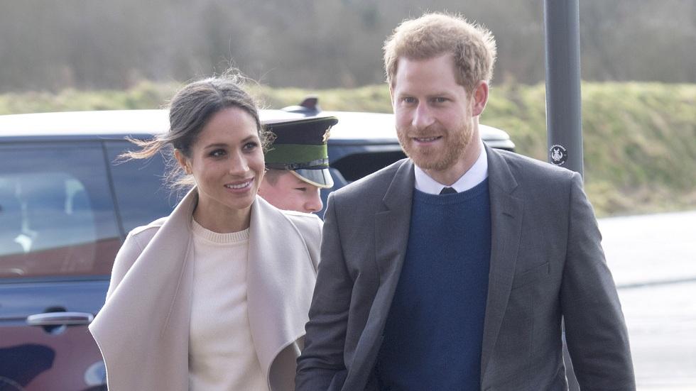 Ce titluri nobiliare au primit prințul Harry și Meghan Markle