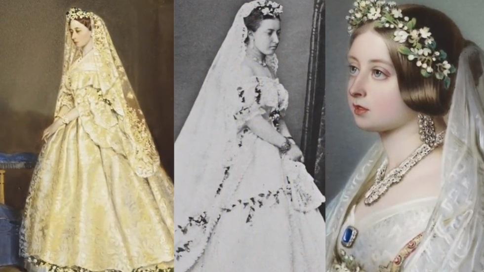 Cele mai spectaculoase rochii de mireasă din istoria familiei regale britanice