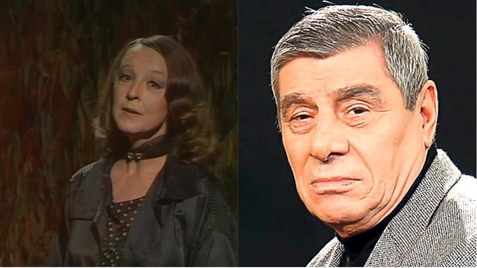 Leopoldina Bălănuță și Mitică Popescu