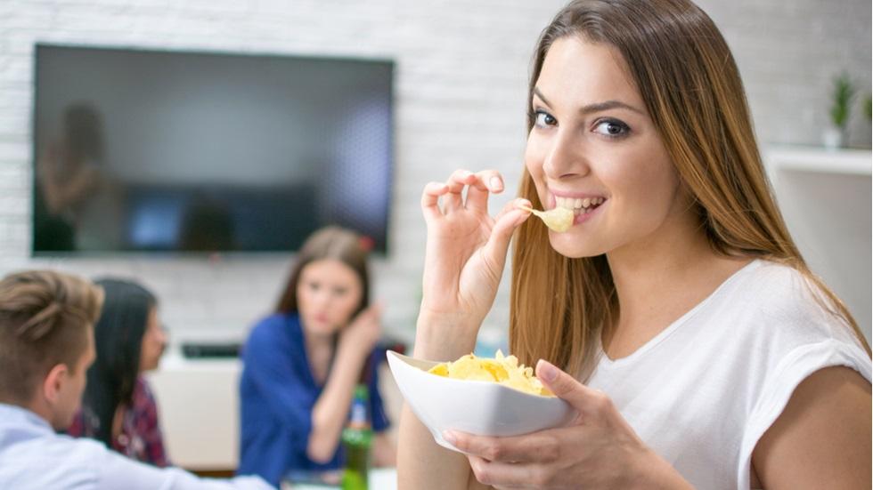 Motivul pentru care simți mereu nevoia să consumi alimente sărate