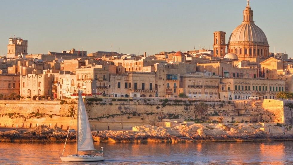 Capitala Maltei, Valetta