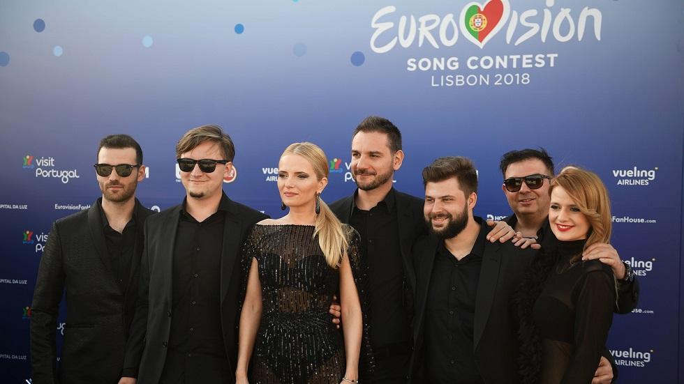 reacție The Humans Eurovision 2018
