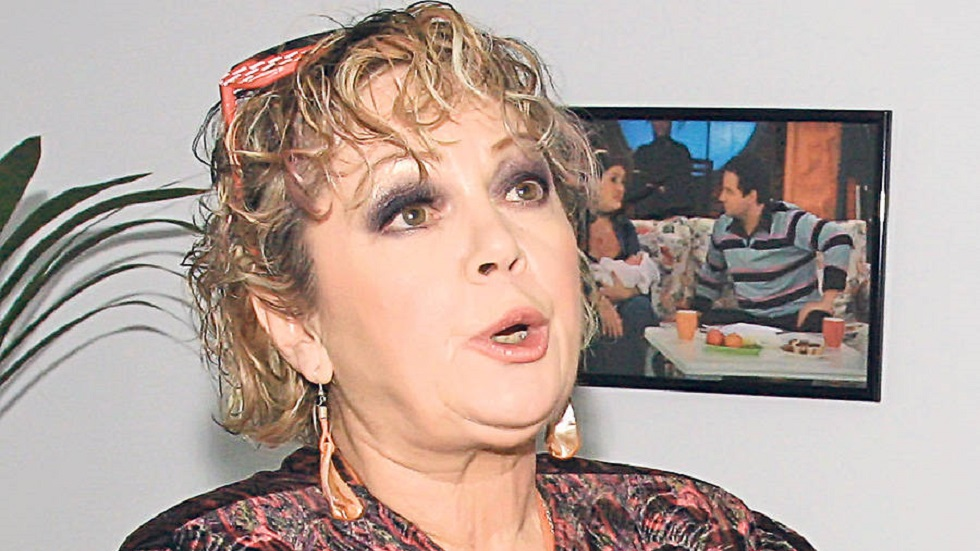 Anca Pandrea, internată de urgență la spital