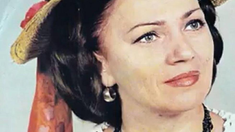 Maria Butaciu a murit
