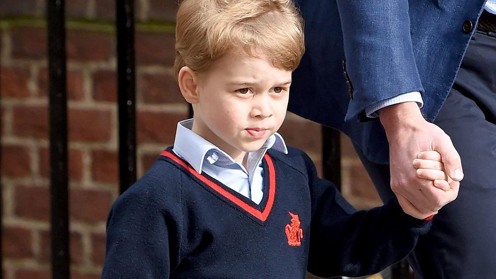 Prințul George, ameninţat de un complot terorist
