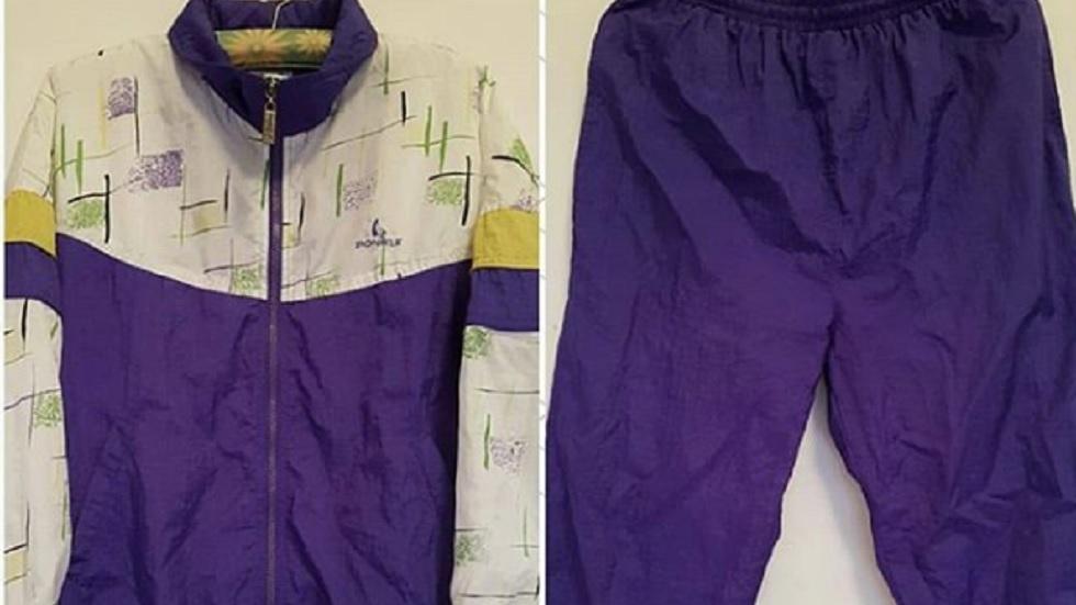 Un articol vestimentar pe care îl purtam în anii '80, din nou în tendințe