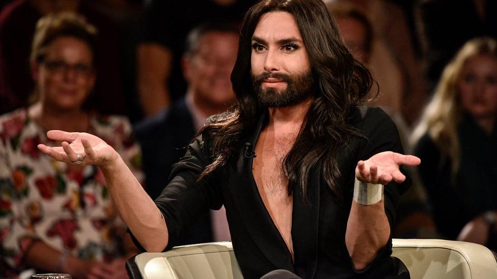 cum arată Conchita Wurst