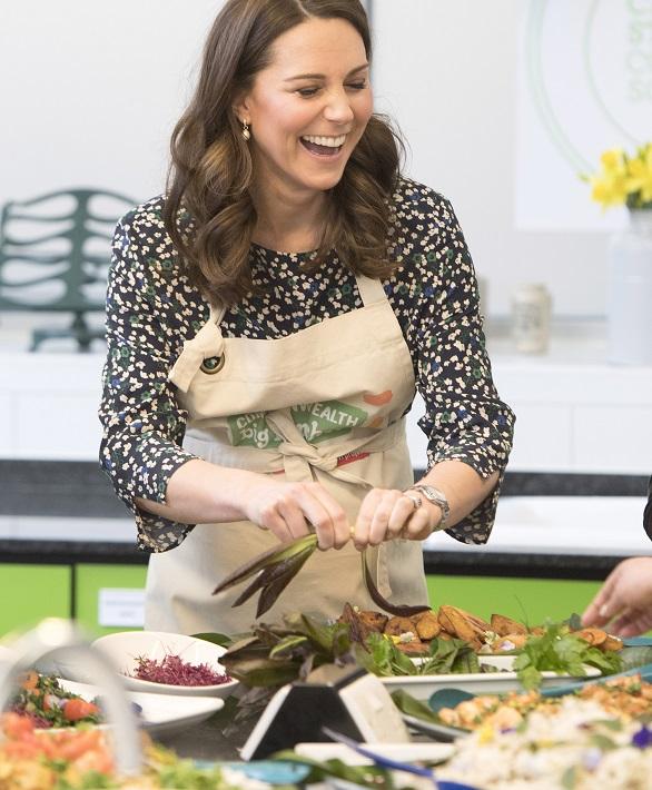 dieta lui Kate Middleton