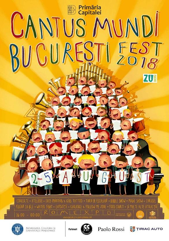 Cantus Mundi București Fest