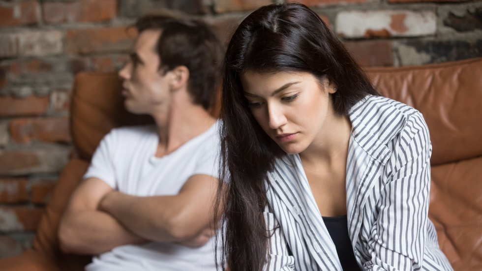 Pericolul unei căsnicii nefericite