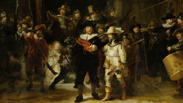 Personalitățile născute în Zodia Racului pe 15 iulie Rembrandt