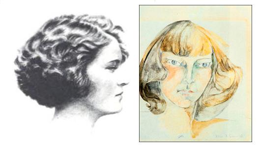 Personalitățile născute în Zodia Leului pe 24 iulie, Zelda Fitzgerald