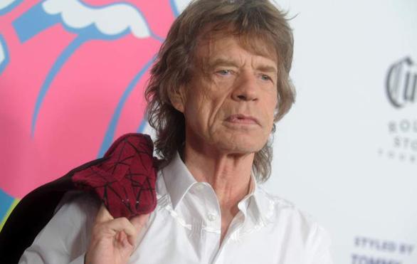 Personalitățile născute în Zodia Leului pe 26 iulie, Mick Jagger