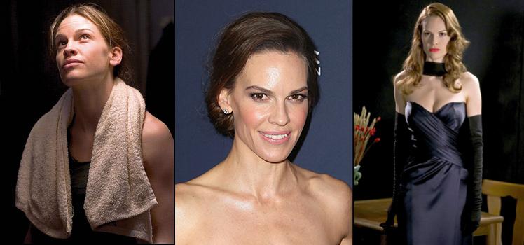 Personalitățile născute în Zodia Leului pe 30 iulie, Hilary Swank