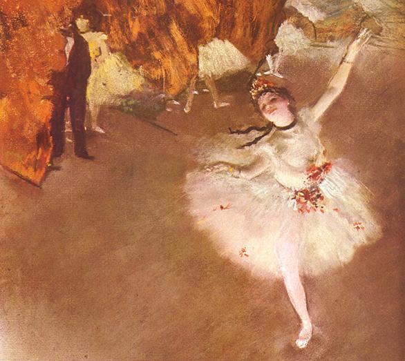 Personalitățile născute în Zodia Racului pe 19 iulie, Edgar Degas