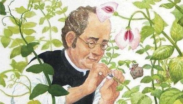 Personalitățile născute în Zodia Racului pe 20 iulie, Gregor Mendel