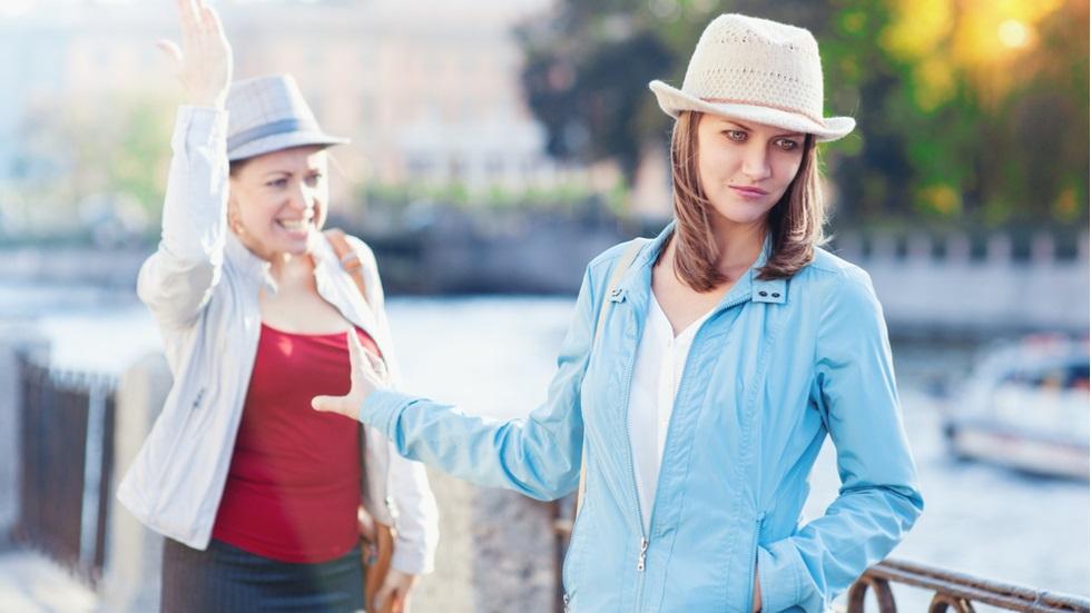 cât de mult te poate afecta prietenia cu o persoană nepotrivită