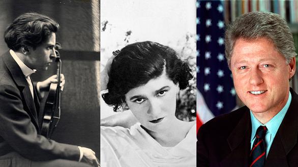 Personalitatile-nascute-in-zodia-leului-pe-19-august-Coco-Chanel-Bill-Clinton-George-Enescu