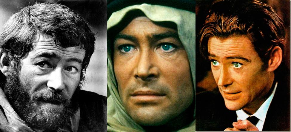 Personalitățile născute în Zodia Leului pe 2 august, PETER O'TOOLE