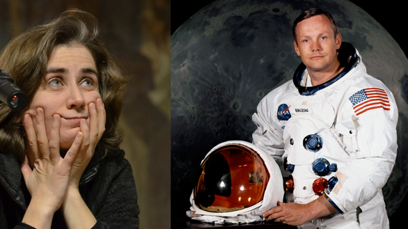 Personalitățile născute în Zodia Leului pe 5 august, Ada Milea, Neil Armstrong