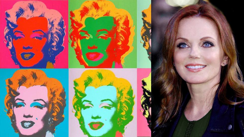 Personalitățile născute în Zodia Leului pe 6 august, Geri Halliwell, Andy Warhol