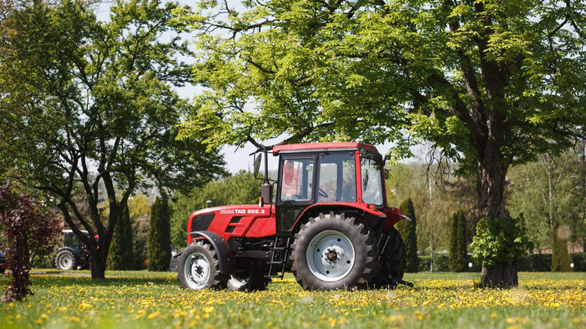 Tractorul 100% românesc, IRUM Reghin