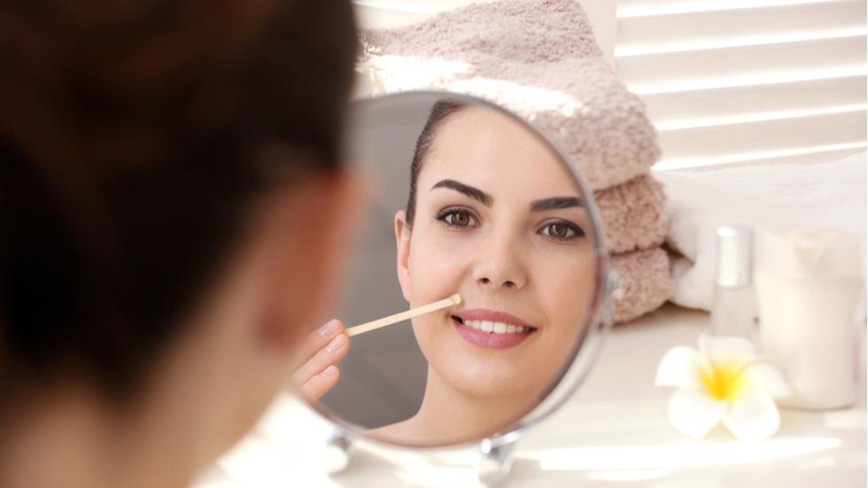 cum poți scăpa de părul facial folosind o metodă naturală