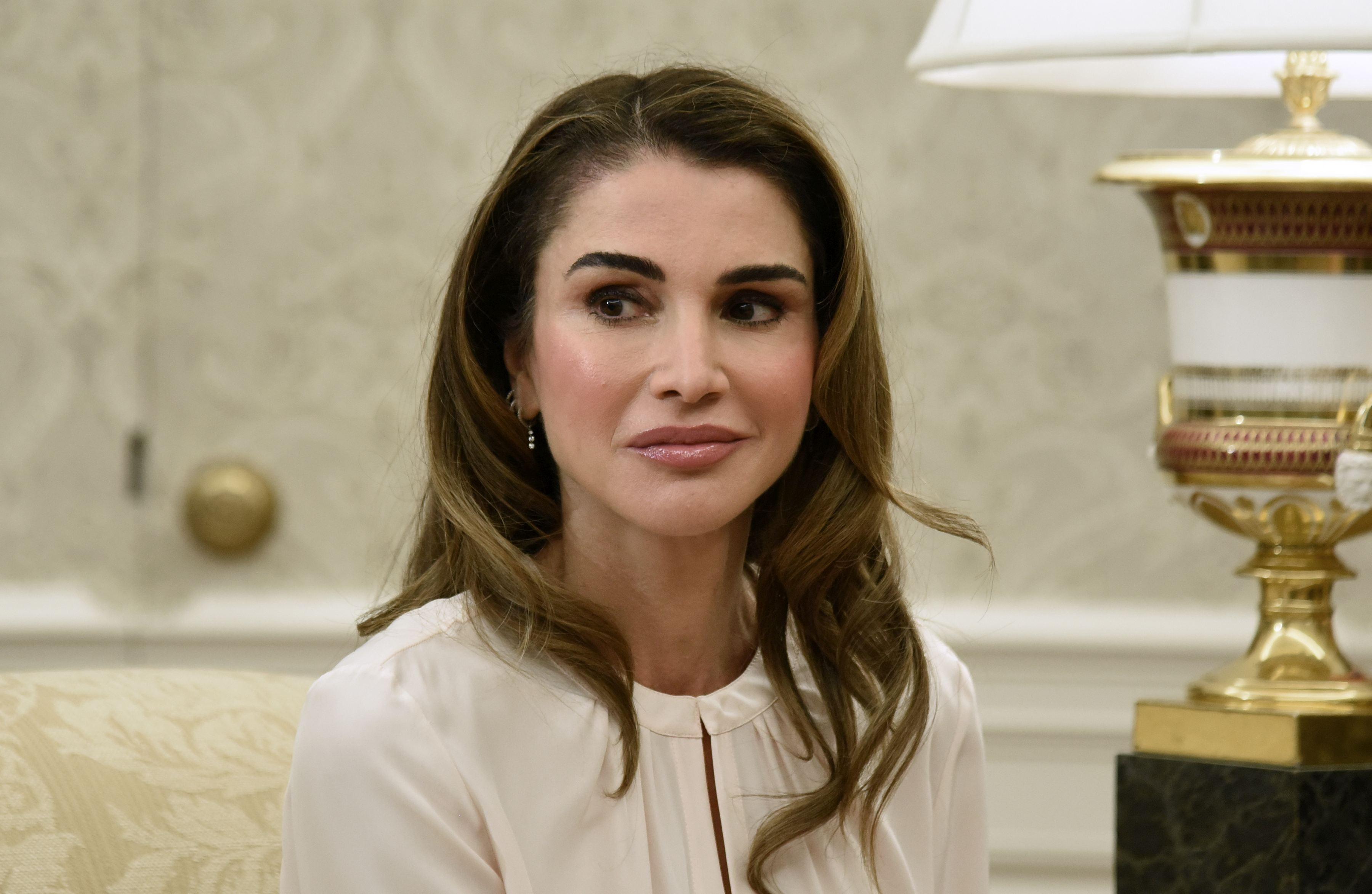 Rania a Iordaniei