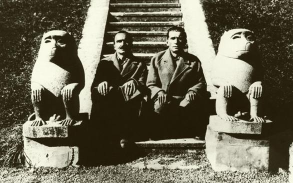 personalitățile născute în Zodia Leului pe 10 august, Nikos Kazantzakis, Panait Istrati