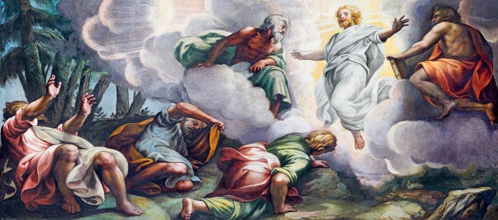 Iisus pe Tabor
