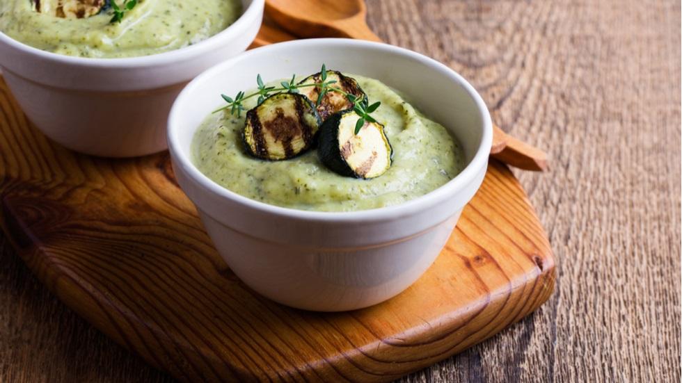supa care terăcorește în zilele caniculare