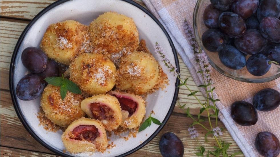 cum să prepari găluștele cu prunedacă vrei să aibă cât mai puține calorii