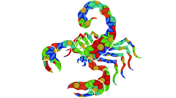 Horoscopul lunar noiembrie 2018 pentru Scorpion