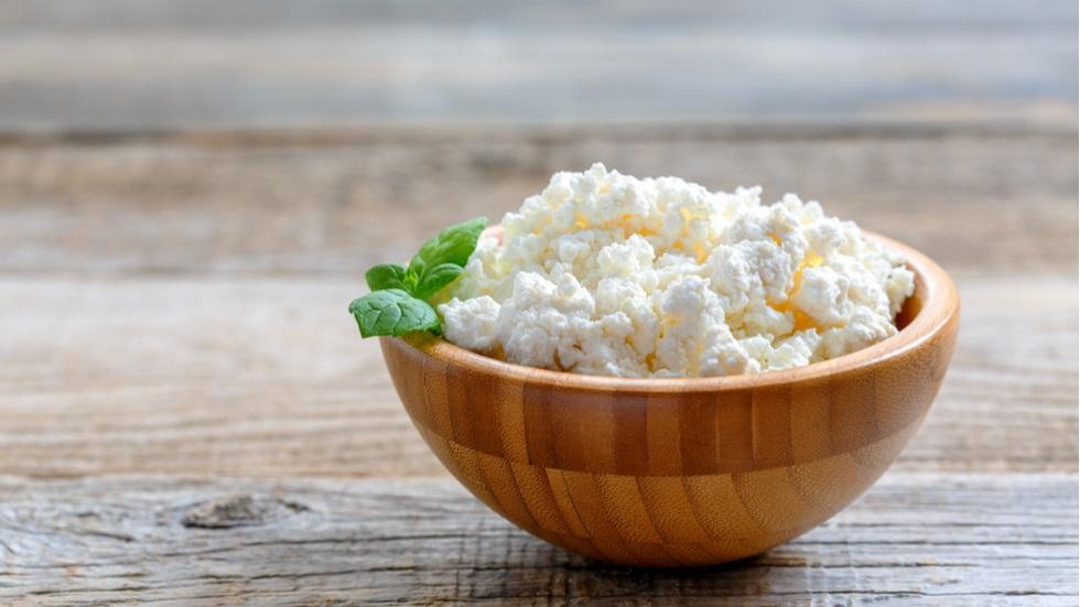 cum te poate ajuta brânza cottage să slăbești