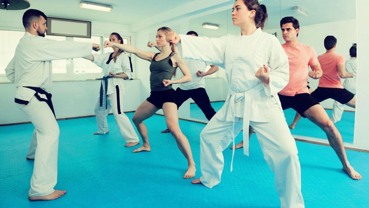 artele marțiale vă ajută să pierdeți în greutate