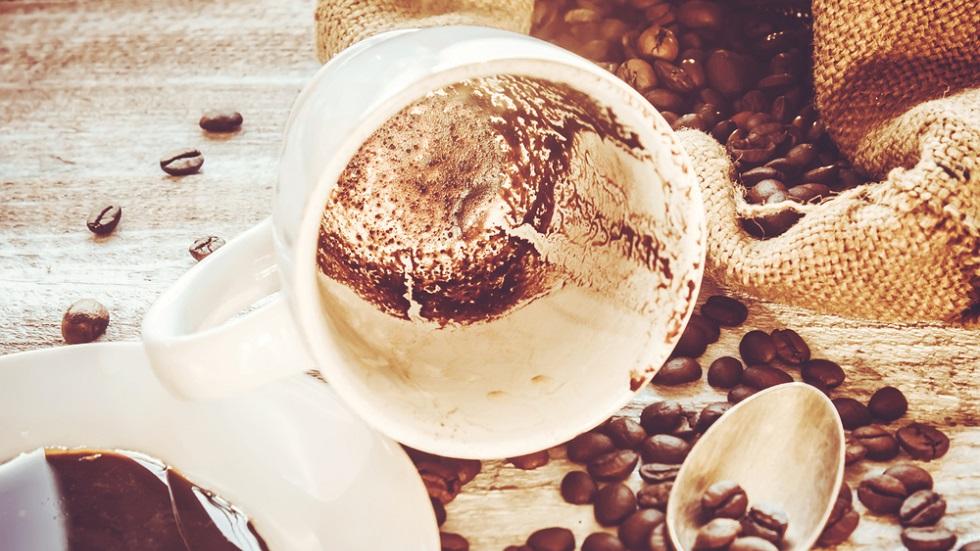 ghicitul în cafea