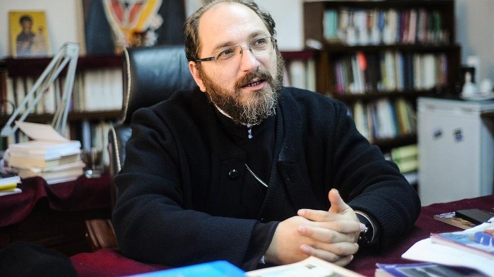 preotul Constantin Necula se retrage din viață publică