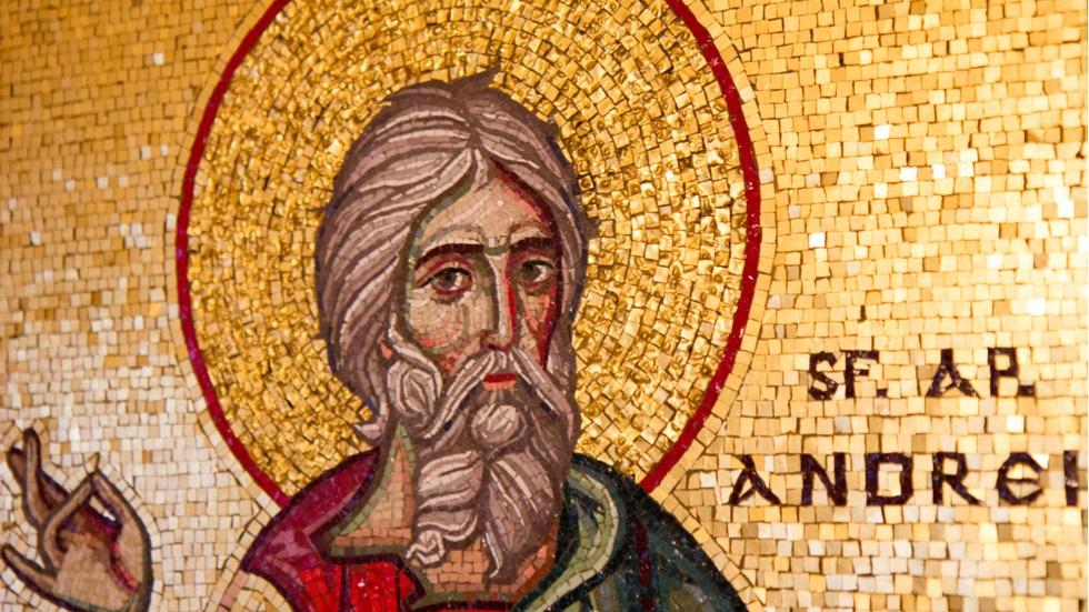 Acatistul Sfântului Andrei