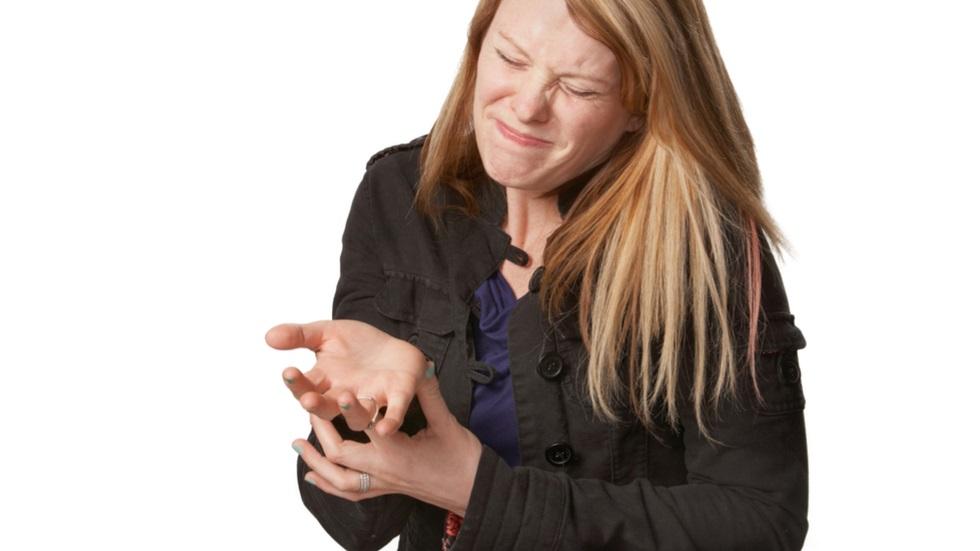 ce ascund furnicăturile în palmă