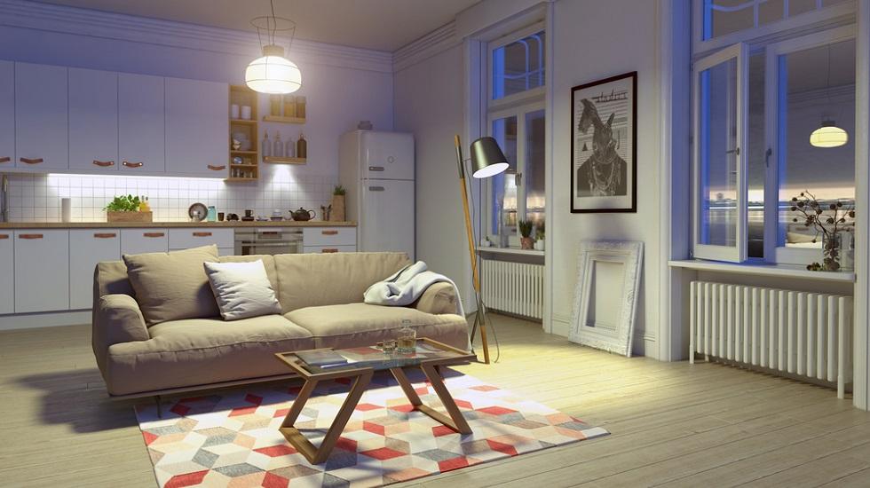 5 moduri prin care poți schimba fața casei tale doar prin lumină