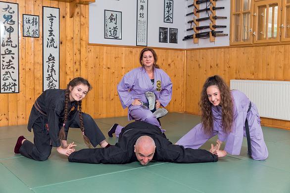 Kunoichi, fetele Ninja