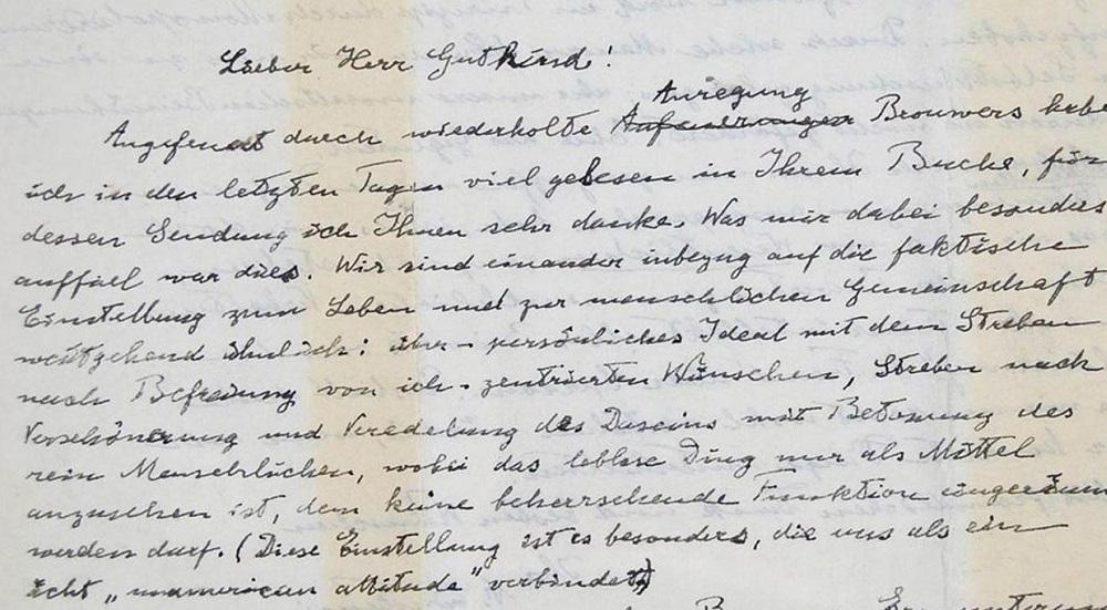 Scrisoarea lui Einstein despre Dumnezeu