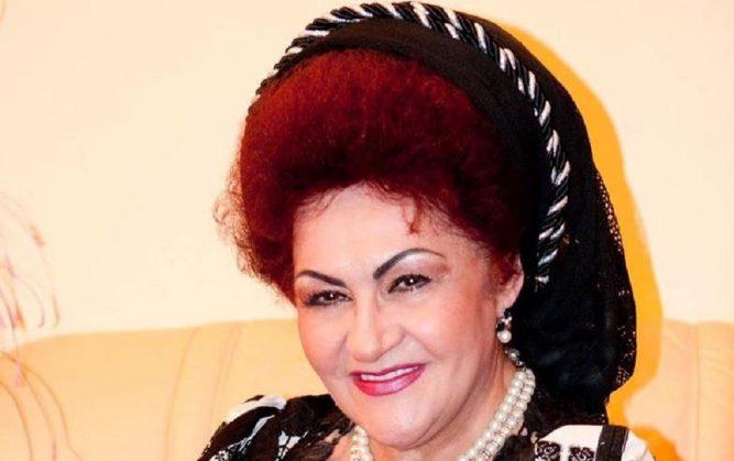 Elena Merisoreanu a ajuns pe mana medicilor