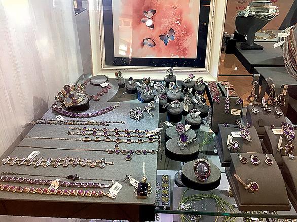 Ioana Condurățeanu bijuterii