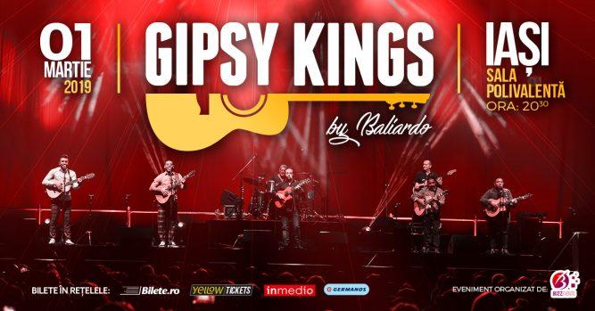 Trupa Gipsy Kings revine în România