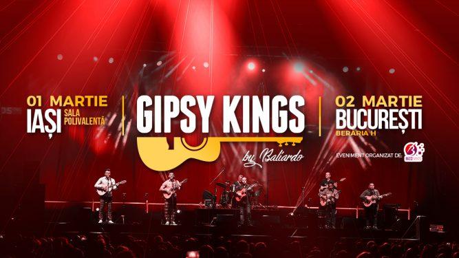 Trupa Gipsy Kings revine în România, Bucuresti