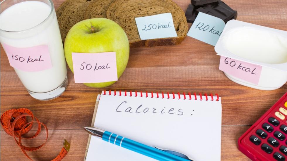 câte calorii ar trebui să consumi zilnic dacă vrei să slăbești