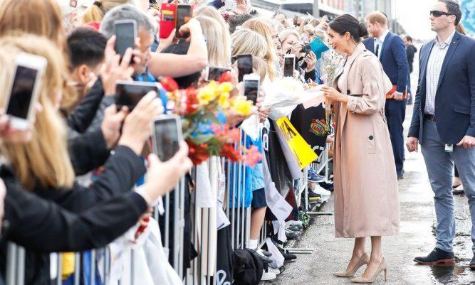 Bodyguardul ducesei Meghan Markle si-a dat demisia
